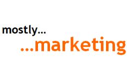 mostly marketing logo 2015